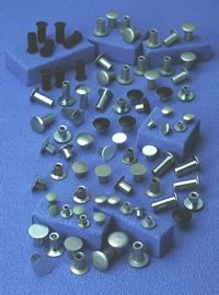 Self Piercing Rivets
