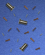 Semi Tubular Rivets